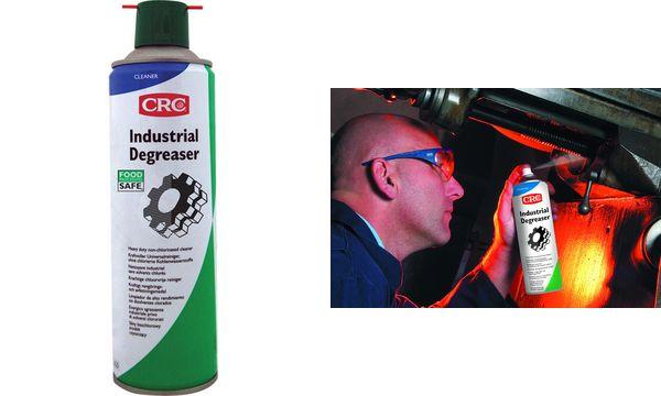 INDUSTRIAL DEGREASER Industriereiniger, 500 ml Spray...