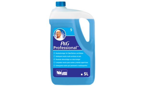 P&G Professional 9.1 Meister Proper ph-neutraler Reiniger