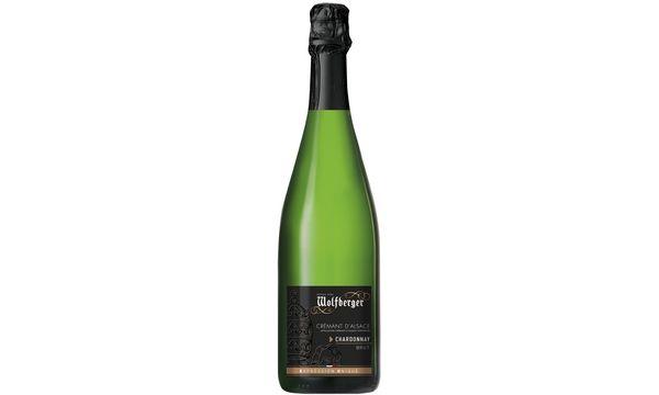 #3xWolfberger Crémant d, Alsace Chardonnay, brut