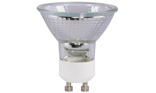 Hochvolt-Halogen-Reflektorlampe, 40 Watt, GU10