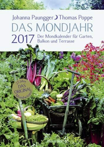 Mondkalender 2016 Garten
