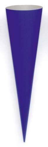 Bastelschultüte blau