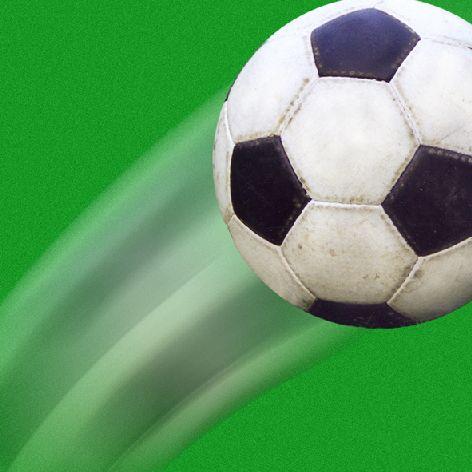 Serviette Fußball Goal 20 Stück 33x33cm